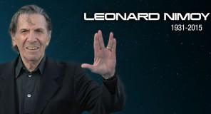 Addio a Leonard Nimoy alias Mr. Spock