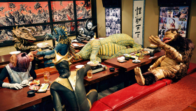 Kaiju Sakaba: Il ristorante dei mostri riapre i battenti!