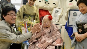 Misao Okawa: Addio alla donna più anziana del mondo