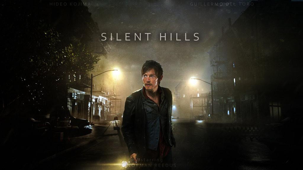Kojima Silent Hill