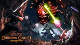BALDUR'S GATE II: ENHANCED EDITION disponibile da oggi su PC