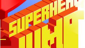 SuperHero Jump: Videogiochi arcade gratuiti firmati Game Entertainment
