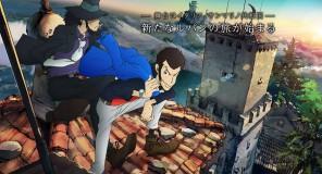 Lupin III torna in TV con la sigla di Moreno