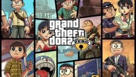 Grand Theft Dora: La parodia di GTA ispirata a Doraemon