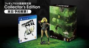 Remastered, Sequel, Limited e Anime per Gravity Rush
