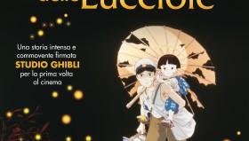 LA TOMBA DELLE LUCCIOLE: AL CINEMA IL 10 E 11 NOVEMBRE 2015