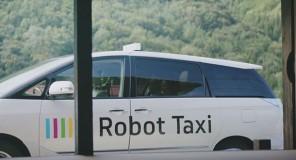 Giappone: Arrivano i Robot Taxi