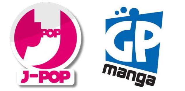 J-Pop e GP Manga