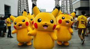 "Yokohama invasa ""nuovamente"" dai Pikachu"