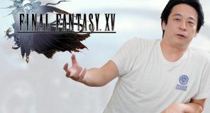 HAJIME TABATA: Final Fantasy XV è solo il principio