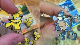 I Simpson diventano Pokèmon