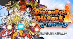 Bandai Namco annuncia Dragon Ball Heroes X