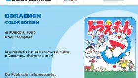 Doraemon torna in Fumetteria con la Color Edition