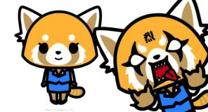 Aggretsuko: Il panda rosso di Sanrio che ama il Metal