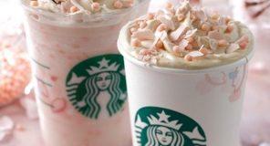 Nuove bevande da Starbucks Japan per la Primavera