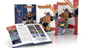 La Gazzetta dello Sport presenta I Grandi Robot in DVD