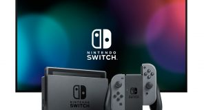 Nintendo Switch in Tour