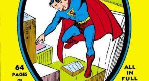 Superman: Il primo fumetto venduto per 480 mila euro