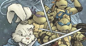 Un nuovo crossover per Usagi Yojimbo e le Tartarughe Ninja