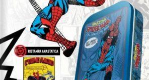 Spiderman compie 30 anni e festeggia con un cofanetto esclusivo