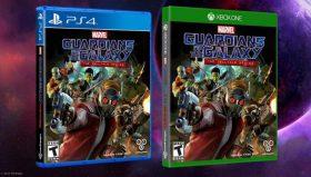 Trailer di lancio per il primo episodio dei Guardiani della Galassia di Telltale