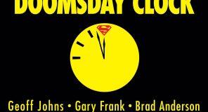 Doomsday Clock: Il crossover tra Watchmen e DC Universe!