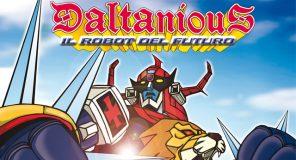 Yamato Video e Koch Media annunciano il cofanetto di Daltanious