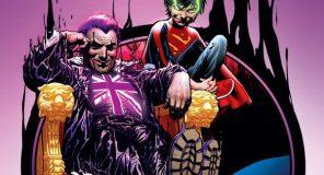 DC Comics svela il nuovo villain di Superman