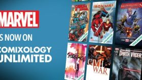 Marvel arriva su comiXology Unlimited