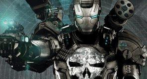 War Machine diventa The Punisher