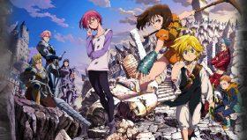 Seven Deadly Sins: Arriva il film d'animazione