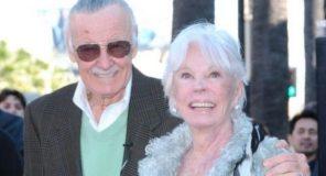 Lutto in casa Lee: Addio Joan - La moglie di Stan Lee