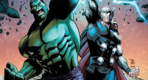 Marvel annuncia Thor & Hulk: Champions of the Universe