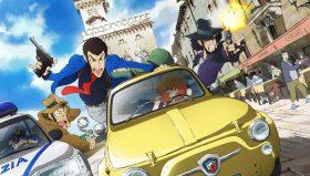 Nuova serie per Lupin III