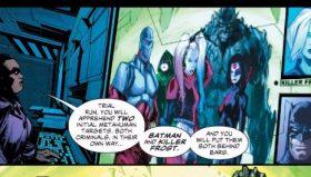 Amanda Waller: Batman non è umano
