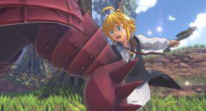 Bandai Namco annuncia THE SEVEN DEADLY SINS: KNIGHTS OF BRITANNIA