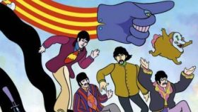 Yellow Submarine diventa un fumetto