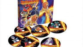 Daltanious Il Robot del Futuro: Arriva il cofanetto per il primo volume