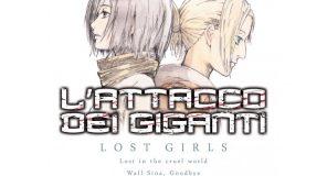 Annunciato l'Anime L'Attacco dei Giganti – Lost Girls