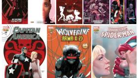 Uscite Panini & Marvel Italia: Le uscite del 31 agosto 2017