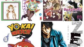 Planet Manga: Le nuove uscite del 28 Settembre 2017