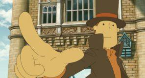 Il professor Layton torna nel 2018 con una serie animata
