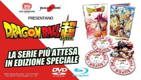 Yamato Video annuncia i Blu-ray e DVD di Dragon Ball Super