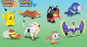 I Pokemon arrivano da McDonald con Sole e Luna