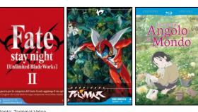 Dynit: Gli Anime di Gennaio 2018