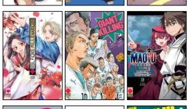 Le uscite del 16 Novembre di Planet Manga