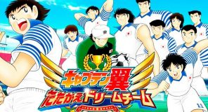 Captain Tsubasa: Dream Team disponibile da oggi su Android