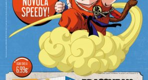 Dragon Ball torna in edicola con i DVD
