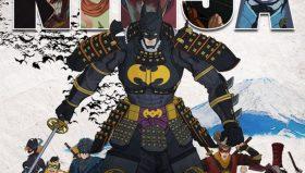 Batman Ninja arriva nei Cinema Giapponesi nel 2018
