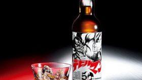 Arriva il whisky di Devilman